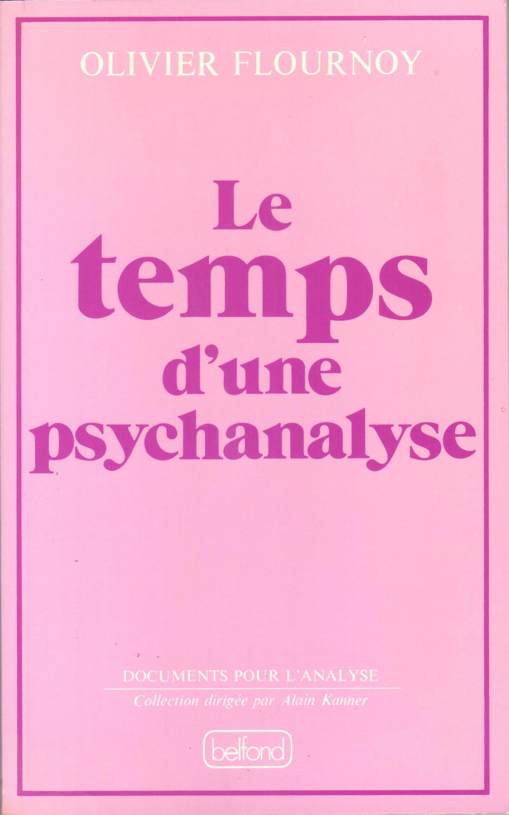 1979-Le-temps_d_une_psychanalyseCouverture